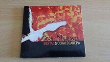 BERTAS&CORALECANEPA - SA MISSA - CD DIGIPAK