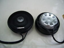 2pcs alpine HIEND 28MM XT25 car tweeter speaker 4ohm 50W PK vifa scanspeak seas