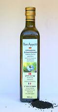 Black Seed Oil  ägyptisches Schwarzkümmelöl 500 ml 1x gefiltert & 1x ungefiltert