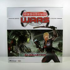 SEDITION WARS BATTLE FOR ALABASTER SCIENCE FICTION BOARD GAME *NEW*