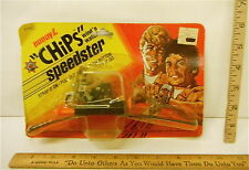 1981 Buddy L Chips Speedster Wind 'n Watch Erik Estrada Larry Wilcox Wind Up NOC