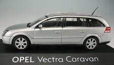 SCHUCO - OPEL Vectra Caravan - silber metallic - Kombi - 1:43 - NEU - Modellauto