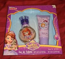 Disney Junior SOFIA THE FIRST Gift Set Eau de Toilette Perfume & Shower Gel New