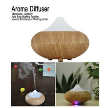 LED Ultrasonic Aroma Diffuser Air Essential Oil Aromatherapy Fragrance Spa Yoga