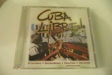 CUBA LIBRE CD LOS GARDENIAS.