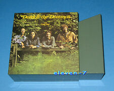 Derek & the dominos in concert PROMO BOX FOR JAPAN MINI LP CD Cream Eric Clapton