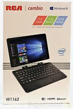 """RCA Cambio 2-In-1 Tablet With Detachable Keyboard 11.6"""" Screen( New Other)"""