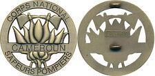 CAMEROUN, CORPS NATIONAL SAPEURS POMPIERS, LR PARIS, (3777)