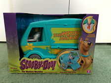 NEW 2016 Scooby Doo Mystery Machine Van Large Playset with Fred Figure
