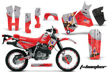 AMR Racing Honda XR 650L Graphic Decal Number Plate Kit Bike Stickers 93-15 TB R