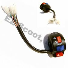 RIGHT HANDLEBAR CONTROL SWITCH CHINESE SCOOTER 50-250cc GY6 4STROKE ROKETA VIP