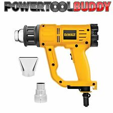 Dewalt D26411 240v Heat Gun 1800w with Dual Air Flow