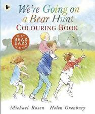 We're Going on a Bear Hunt - Childrens colouring book by Michael Rosen