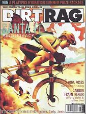 Dirt Rag magazine Santa Fe single track Carbon frame repair Yoga poses Reviews
