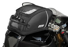 RAPID TRANSIT COMMUTER TANK BAG REAR TAIL BAG STRAP MOUNT MOTORCYCLE  859 5034