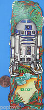 BOOKMARK - R2-D2 - Matte Finish '83 vtg Star Wars