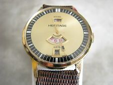 Very Cool Retro HERITAGE Jump Hour REGULATEUR mechanical watch