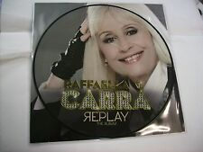 RAFFAELLA CARRA' - REPLAY - BRAND NEW NUMBERED LP PICTURE 2013 - COPY #0181/1000