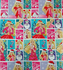 Barbie and Friends Gift Wrapping Paper Roll - 40 Square Feet - #W15-17653