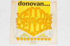 "DONOVAN -Mellow Yellow / Sunny South Kensington- 7"" 45"