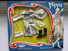 "Palitoy Pippa/Dawn Doll VHTF mai tolto dalla scatola PARIS COLLECTION ""ESTATE INDIANA"" Nuovo di zecca VES"
