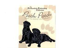 Labrador Retriever  EMBROIDERED  Pooch Patch
