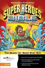 The Super Heroes Bible : The Quest for Good over Evil by Jean E. Syswerda...