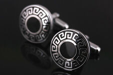 New Vintage Gentleman Men Wedding Party Gift Cuff Link Business Cufflinks