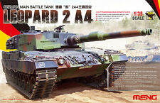◆ Meng Model 1/35 TS-016 German Main Battle Tank Leopard 2 A4