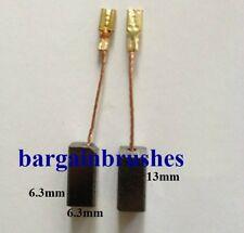 Carbonio Spazzole Bosch 3.604.321.513 0165 BLACK AND DECKER TRAPANO 2271a p1211a D79