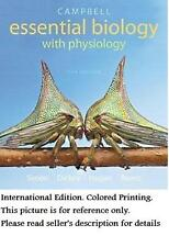 Campbell Essential Biology with Physiology by Jane B. Reece, International Ed.