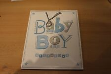 BABY BOY GIFT BAG COLLECTION IDEAL FOR BABY SHOWER x 5 BAGS