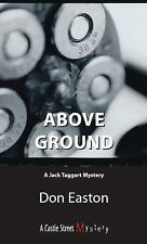 Above Ground (A Jack Taggart Mystery)-ExLibrary