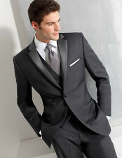 Custom Made Men Suit Groom Tuxedos Wedding Suits Business Suits Bridegroom Suits