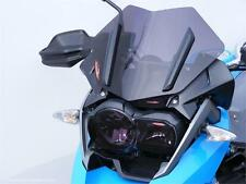 BMW R1200GS 2013 2016 Off Road Short Sports Shield Windshield Dark MADE UK PB