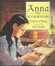 Anna the Bookbinder by Andrea Cheng (2003, Reinforced)