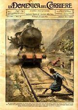 LA DOMENICA DEL CORRIERE N.26 DEL 25 GIUGNO-2 LUGLIO 1922