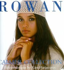 Rowan Calmer Collection Knitting Pattern Book- 15 Designs Kim Hargreaves - Women