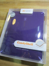 Purple 1st Generation Apple iPad 1 Speck CandyShell Candy Shell Cover Case Skin