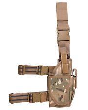 Fully Adjustable US Leg Holster MTP Multicam