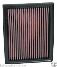 33-2914 MERCEDES B CLASS (W245) PETROL K&N HIGH FLOW AIR FILTER ELEMENT