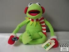 Holiday Kermit - Kermit the Frog 18 inch doll; Applause, NEW
