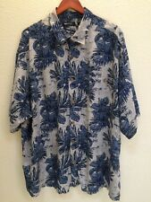 Puritan Men's 3XL Button Down Short Sleeve Collar Shirt