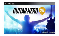 NEW & SEALED! Guitar Hero Live Controller Sony Playstation 3 PS3