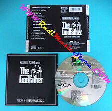 CD Nino Rota The Godfather Music From The Original Motion Picture Soundtra(OST1)