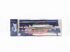 NEW BY BLUSPIN JERK BAIT REAL ROGOS 85 12g 85mm SINKING - COLOR: 85RR128
