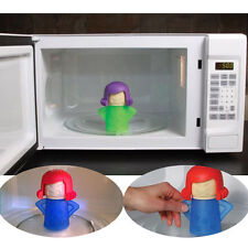 Metro Angry Mama Microwave Cleaner Cooking mama Kitchen Gizmo cleanser tool
