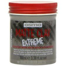 Osmo Matte Clay Extreme Wax 3.38 oz /100ml