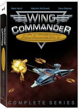 Wing Commander Academy: The Complete Animated Series DVD / Box Set NEW!