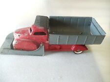 vintage 1950/60's Structo pressed steel metal Scoop Shovel Dump Truck 20 1/2""